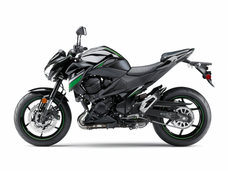 Kawasaki Z800 motorcycles 2013 wallpaper