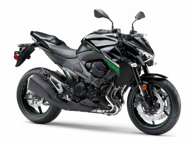 Kawasaki Z800 motorcycles 2013 wallpaper