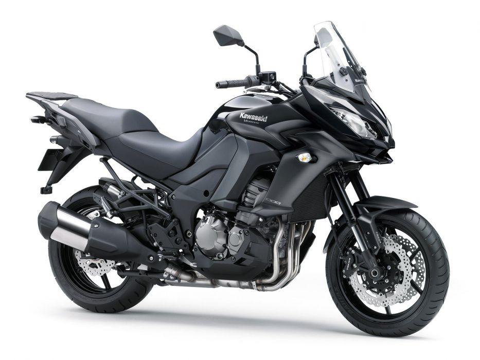 kawasaki versys 1000 motorcycles 2015 wallpaper