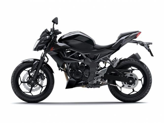 Kawasaki Z250-SL motorcycles 2014 wallpaper