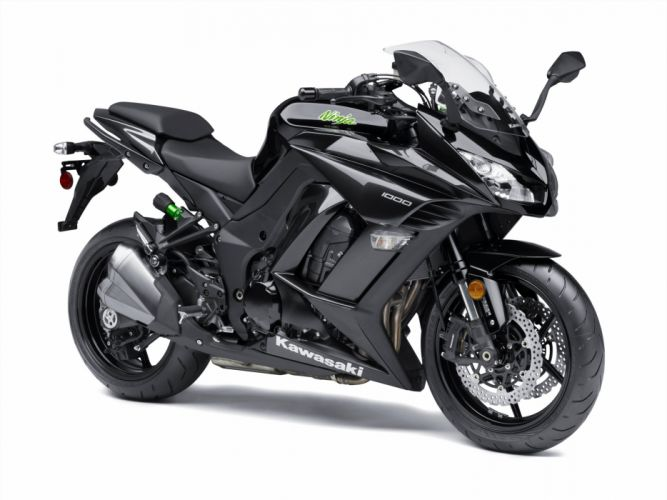 kawasaki Ninja 1000 motorcycles 2015 wallpaper