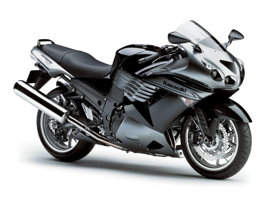 Kawasaki Ninja ZZR 1400 motorcycles 2006 wallpaper