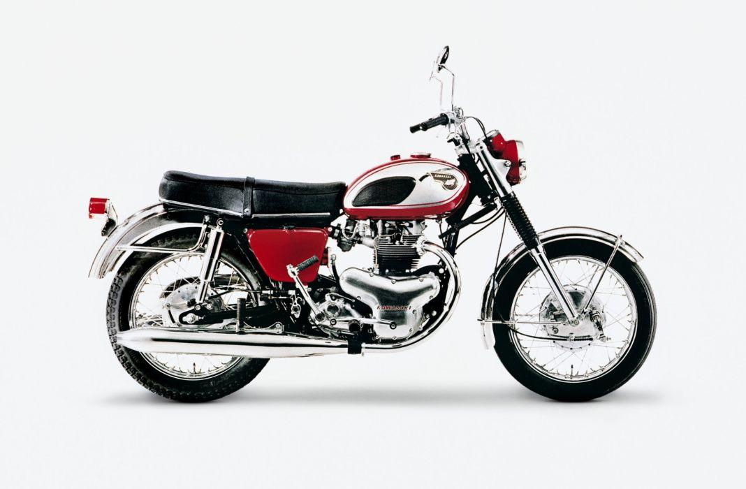 Kawasaki-W1 motorcycles 1966 wallpaper