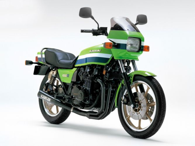 Kawasaki Z1000-R 1982 wallpaper