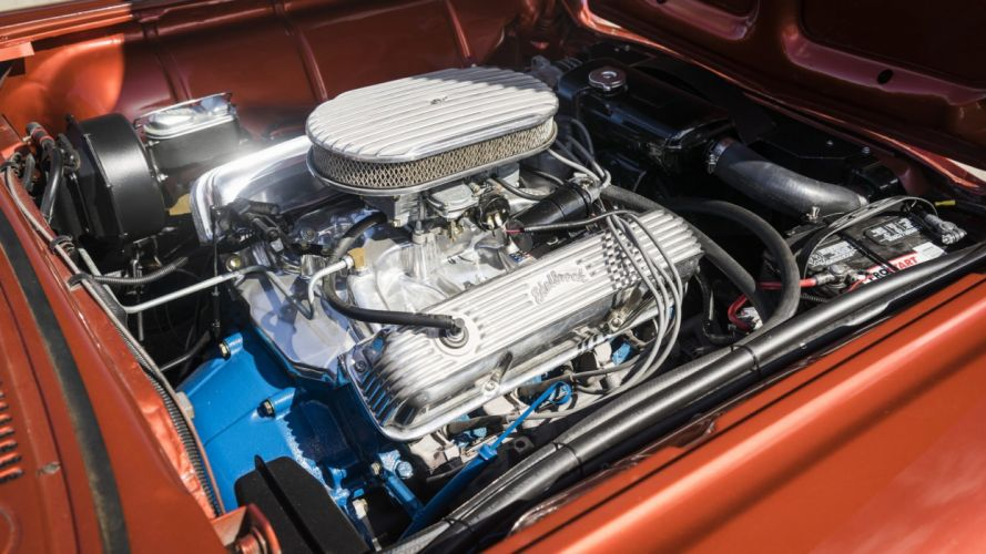1960 cars classic ford thunderbird Tangerine wallpaper