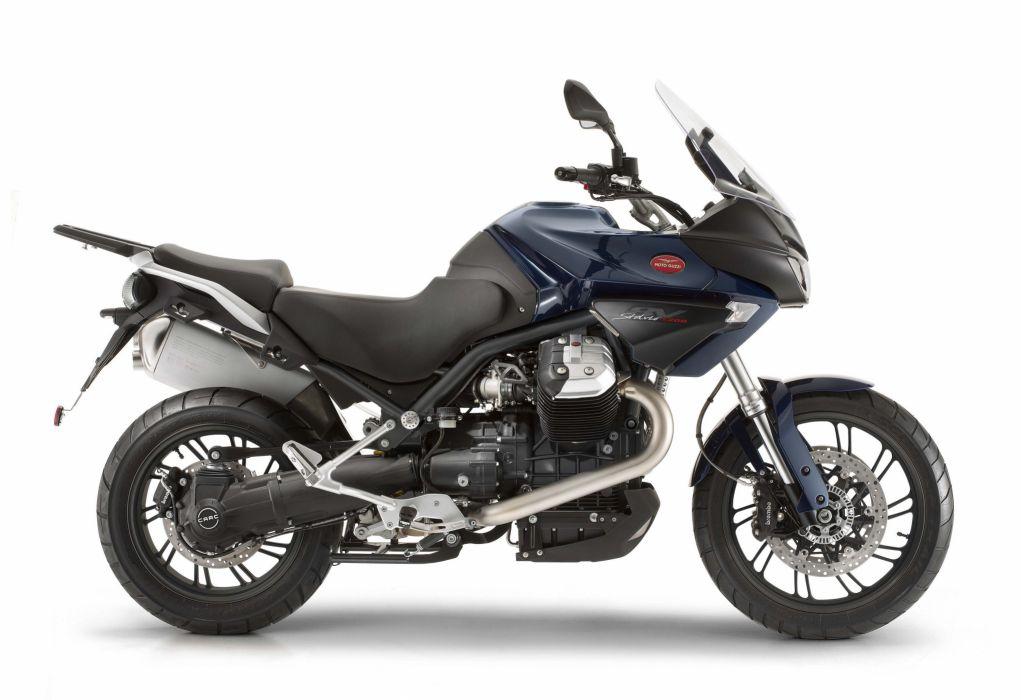 Moto Guzzi Stelvio 1200-8V STD motorcycles 2011 wallpaper