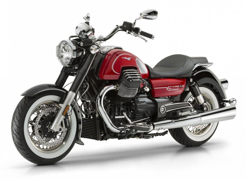 Moto Guzzi Eldorado motorcycles 2014 wallpaper