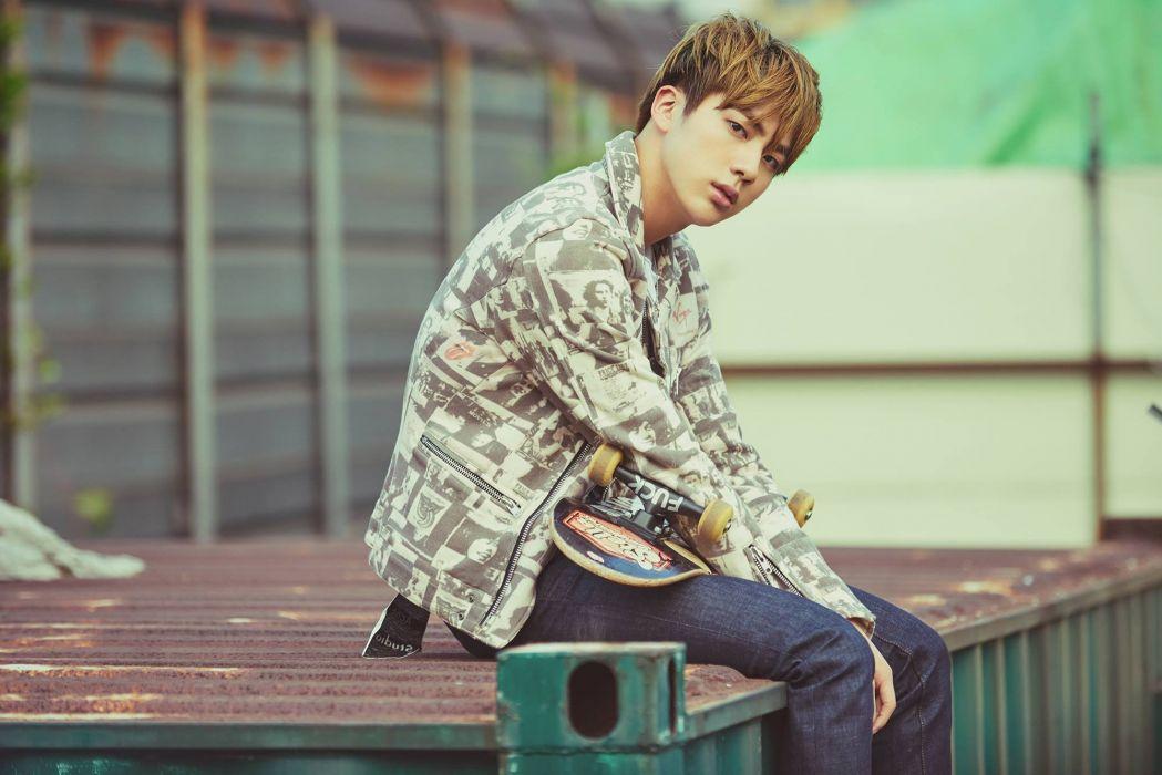 Boys Band Korean BTS Jin #boys #bts #jin #korean #kpop wallpaper