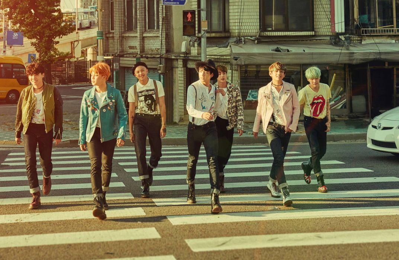 Boys Band Korean BTS All Member #boys #bts #korean #kpop wallpaper