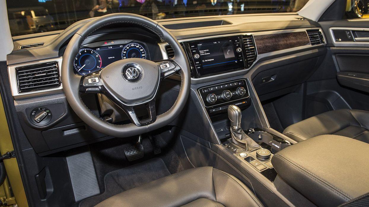2017 atlas cars suv volkswagen wallpaper