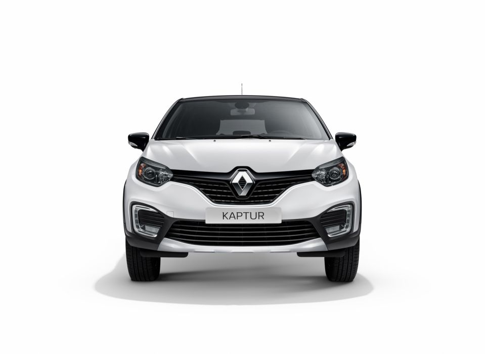 Renault Kaptur cars suv french 2016 wallpaper