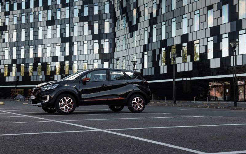 Renault Kaptur cars suv french 2016 wallpaper