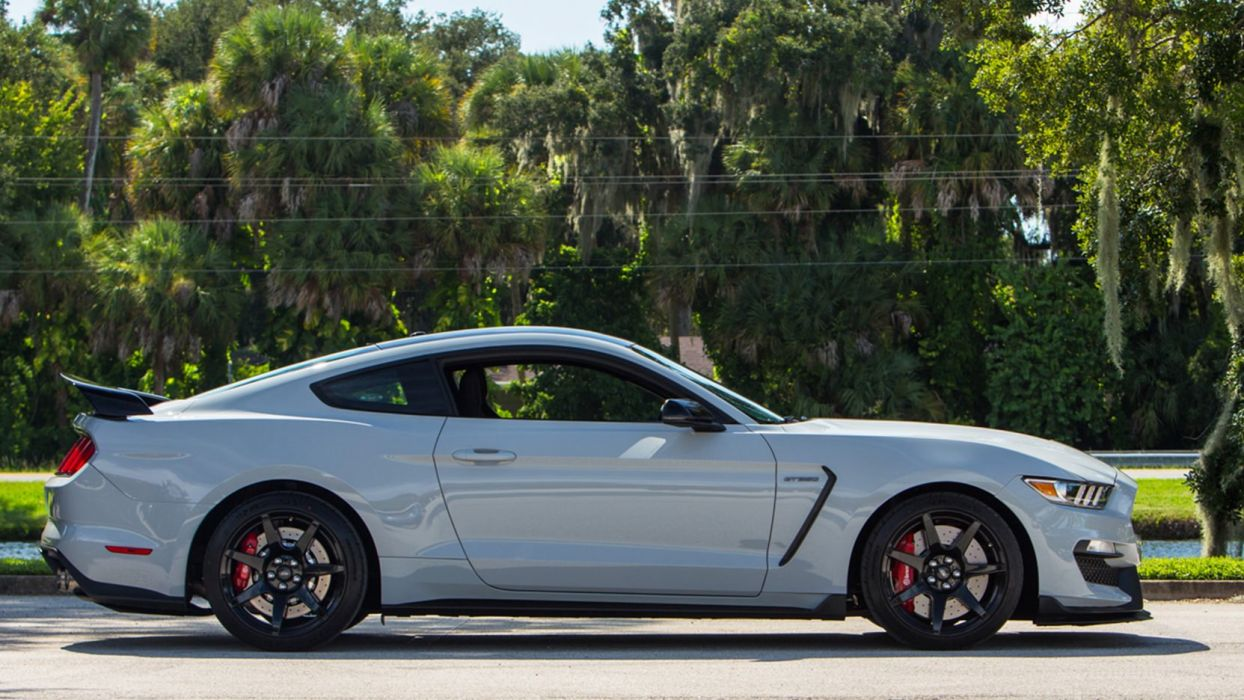 2016 Gray cars ford gt350r mustang shelby usa wallpaper