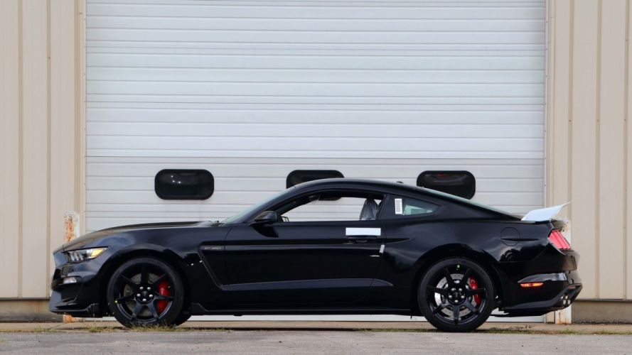 2016 black cars ford gt350r mustang shelby usa wallpaper