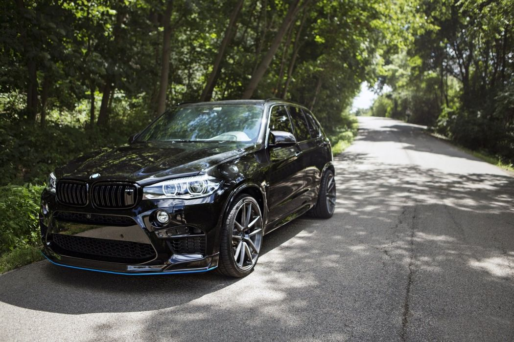 IND BMW X5-M (F15) cars suv mofified 2015 wallpaper