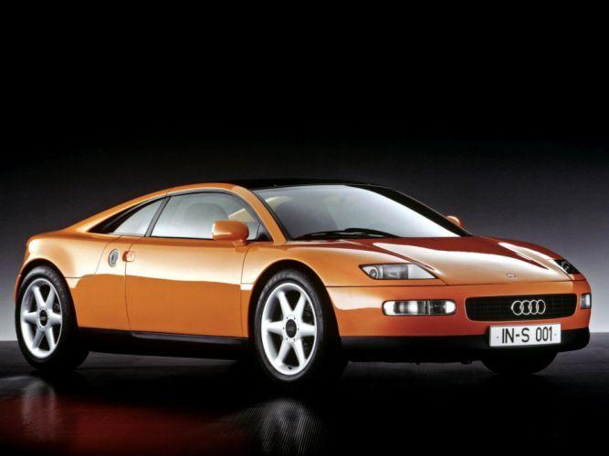 Audi Quattro Spyder Concept 1991 wallpaper