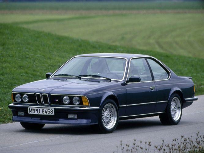 BMW M635 CSi 1984 wallpaper