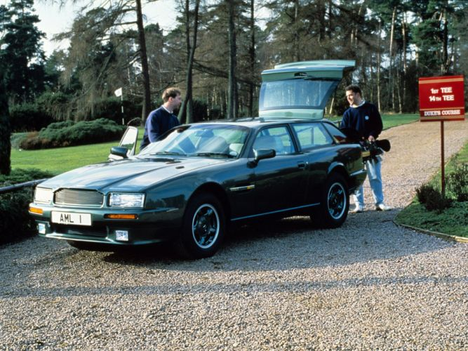 Aston Martin Virage Shooting Brake 1992 wallpaper