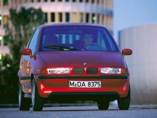 BMW Z11 Concept 1991 wallpaper