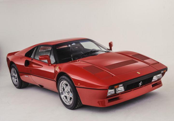 Ferrari GTO 1984 wallpaper