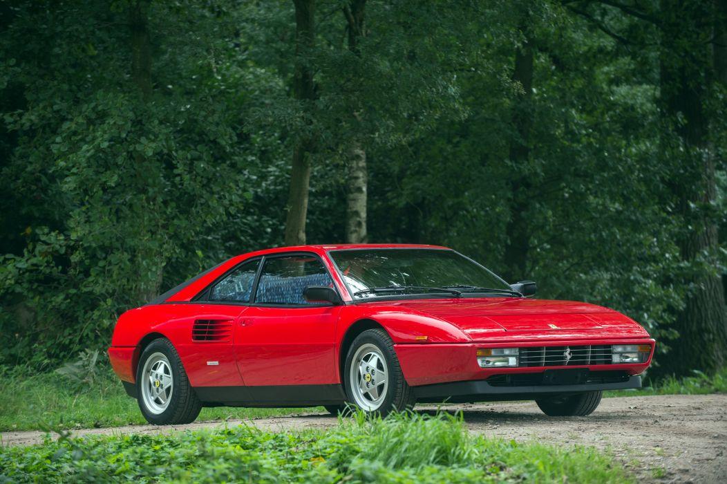 Ferrari Mondial T 1989 wallpaper