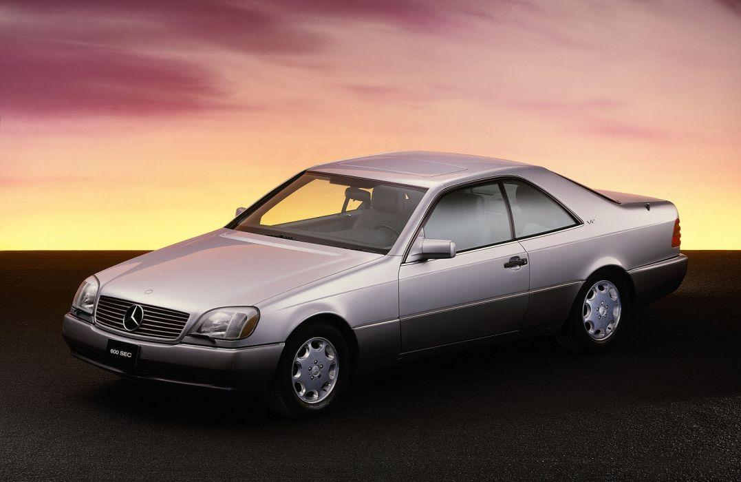 Mercedes-Benz 600SEC 1993 wallpaper