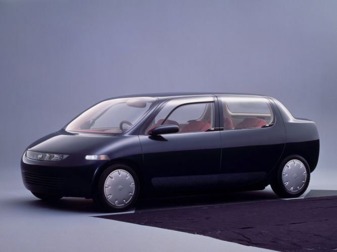 Nissan Boga Concept 1989 wallpaper