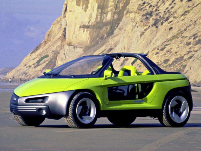 Pontiac Stinger Concept 1989 wallpaper