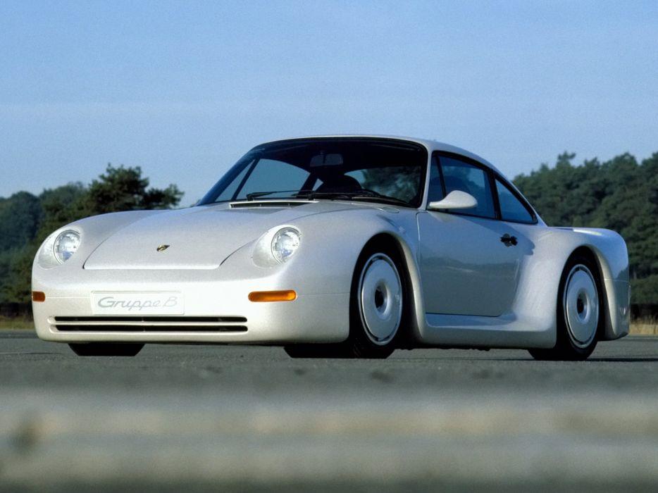 Porsche 959 Group B Prototyp 1983 wallpaper