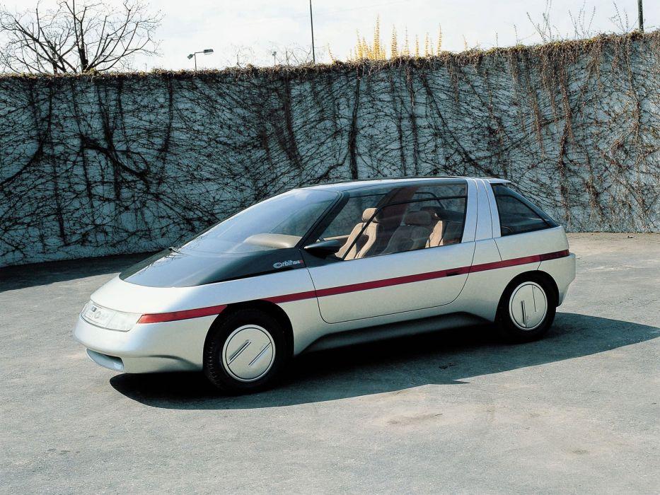Volkswagen Orbit Concept 1986 wallpaper