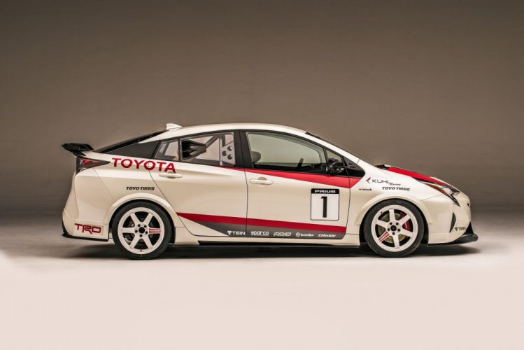 Toyota Prius Extreme cars hybrid modified SEMA 2016 wallpaper