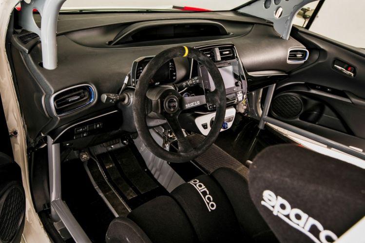 Toyota Prius Extreme cars hybrid modified SEMA 2016 wallpaper