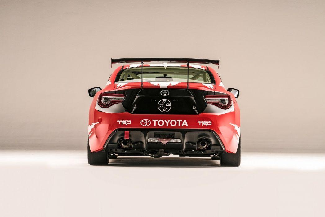 Toyota GT86 CS cars modified SEMA 2016 wallpaper