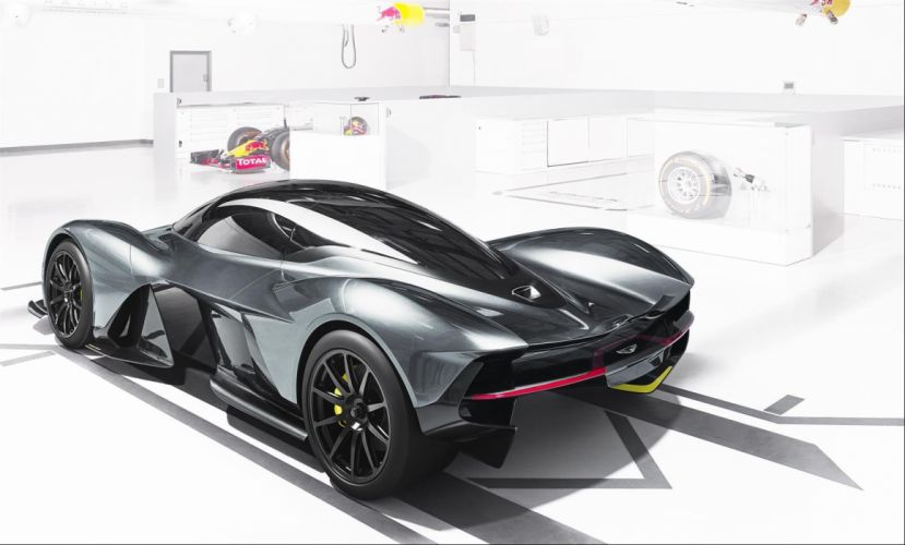 Aston Martin RB-001 wallpaper