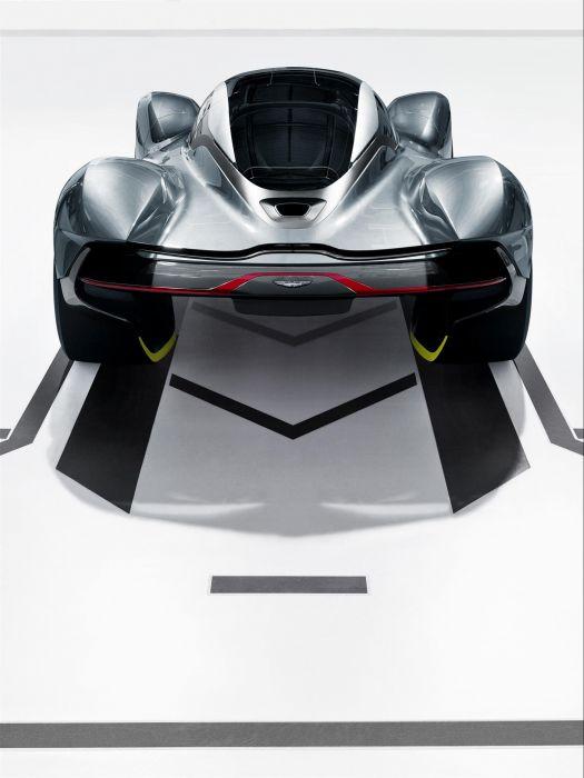 Aston Martin RB-001  wallpaper