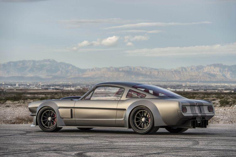Vicious Mustang Revealed cars modified SEMA 2016 wallpaper