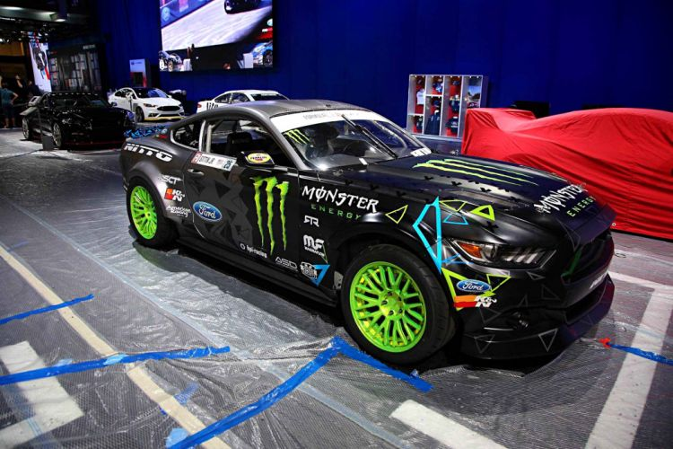2016 sema show ford mustang cars modified wallpaper