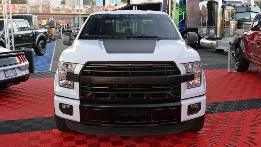 2017 Roush ford pickup F-150 Nitemare SEMA 2016 wallpaper