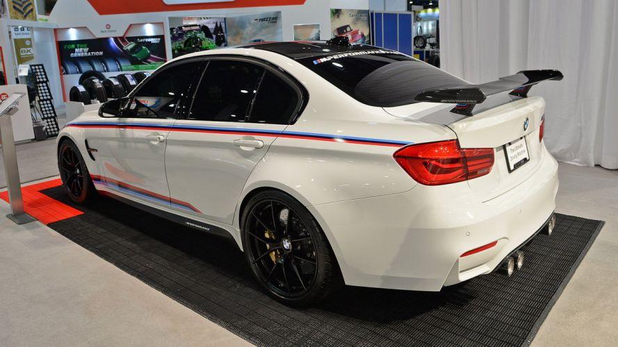 BMW-m3 Performance Parts SEMA 2016 cars wallpaper