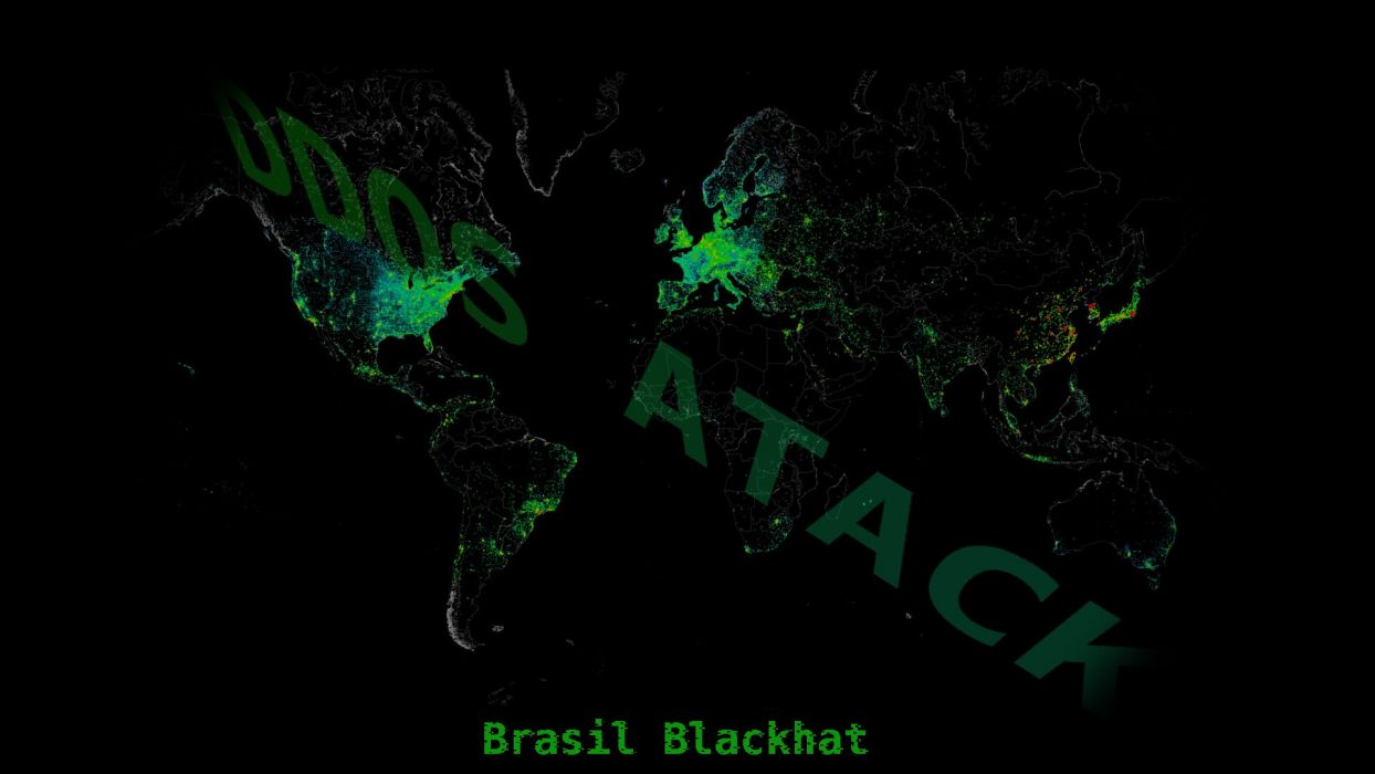 botnet bot net world brasil blackhat hacking security pentest ddos dos atack wallpaper