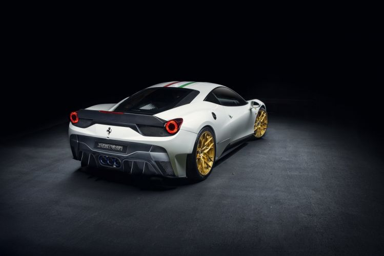 Vorsteiner Ferrari 458 VX-Aero bodikit cars 2016 wallpaper