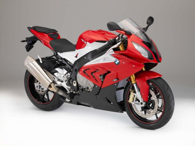 2015-BMW-S1000RR-red wallpaper