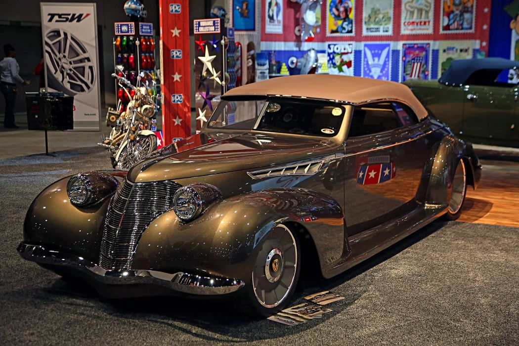 Sema Show 2016 cars modified wallpaper