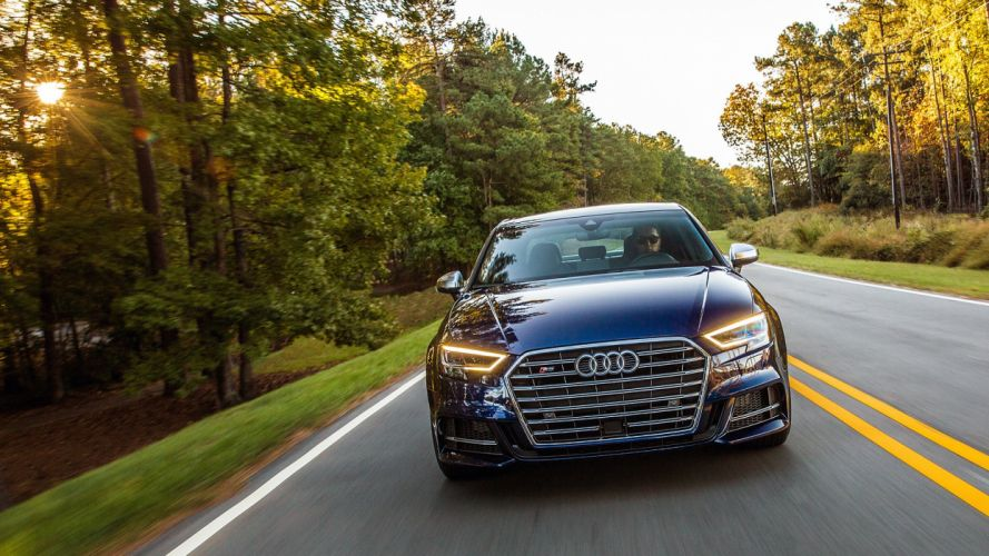 2016 audi (s3) cars sedan blue wallpaper