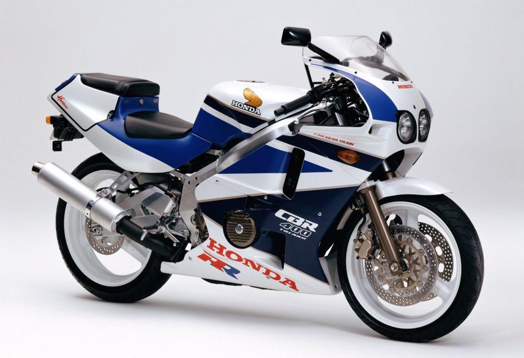 Honda CBR 400RR motorcycles 1988 1989 wallpaper