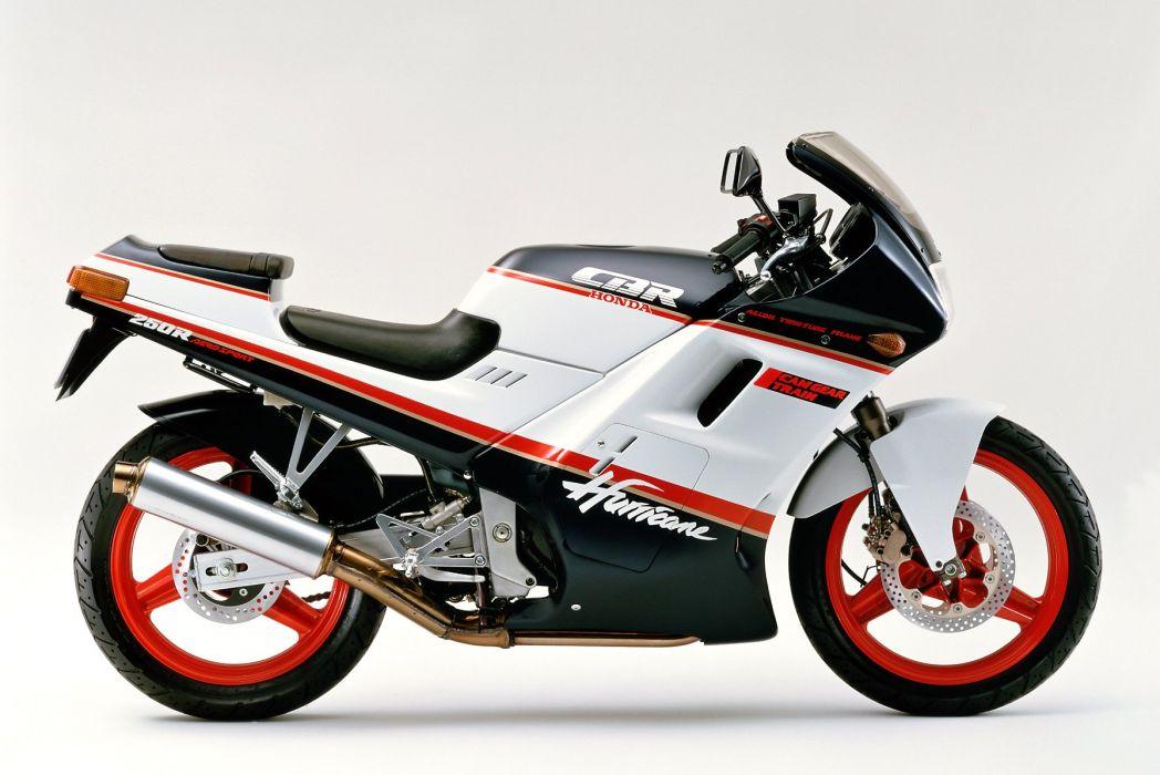 Honda CBR 2500R motorcycles 1987 wallpaper