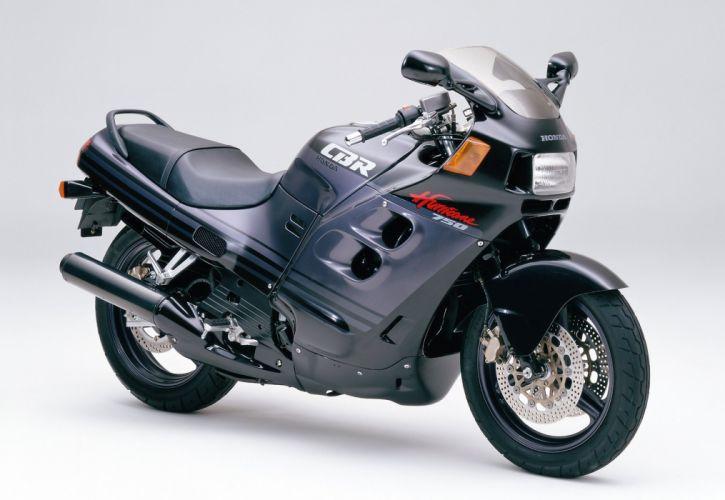 Honda CBR 750 motorcycles 1987 wallpaper