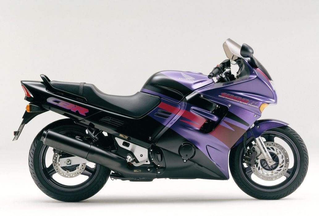 Honda CBR 1000F motorcycles 1993 wallpaper