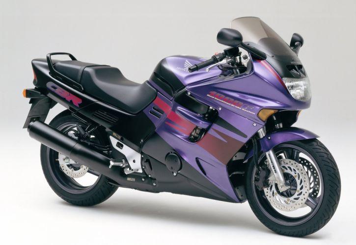 Honda CBR 1000F motorcycles 1993 wallpaper