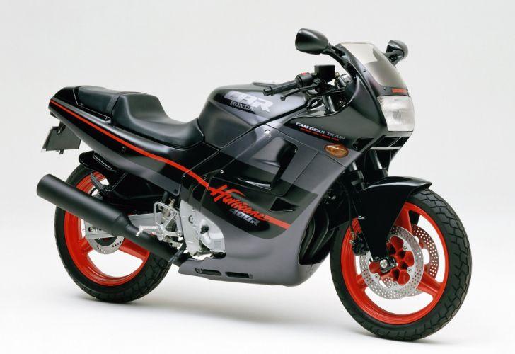 Honda CBR 400R motorcycles 1986 wallpaper